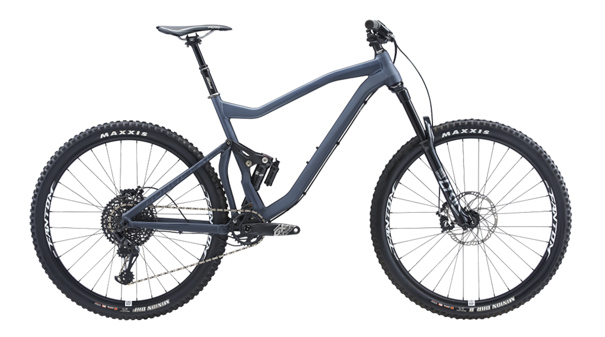 Enduro Mountainbike Hornet Wheeler Bikes