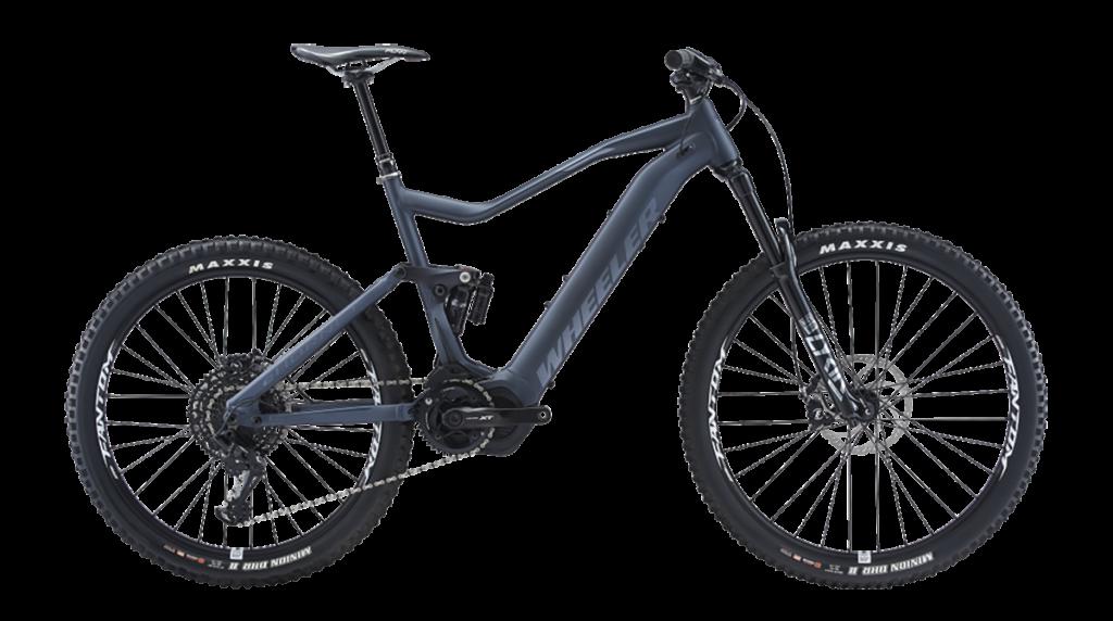 Wheeler Bikes eHornet e Mountainbike