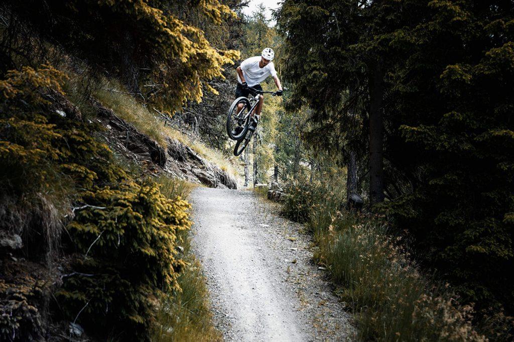 Adrian Krainer Nockbike Jumps